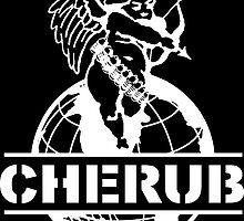Cherub (white logo) by natnattoe