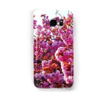 Pink Blossoms in Spring Samsung Galaxy Case/Skin