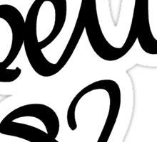 Zoella: YouTuber Sticker