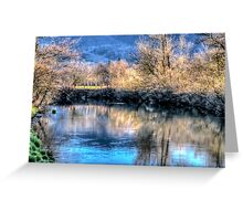 Wilson River  Greeting Card
