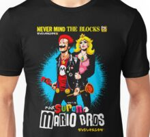 The Sid & Nancy Nintendo Lost Levels Unisex T-Shirt