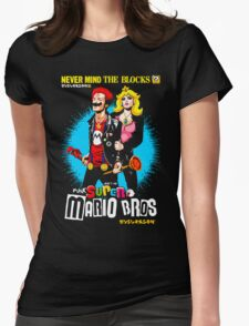 The Sid & Nancy Nintendo Lost Levels Womens Fitted T-Shirt