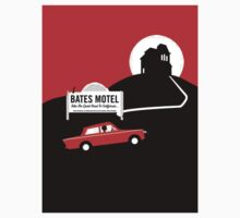 Bates Motel by Duha Abdel.
