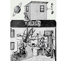 Great Spam Factory for Lovers with a Couple of Kooks Messing Around. Photographic Print