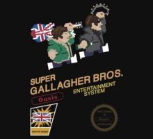 Super Gallagher Bros. by JamesShannon