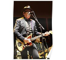 Elvis Costello - Deni Blues & Roots 2014 Poster