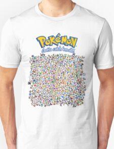 Pokemon Gotta catch ém all ! T-Shirt