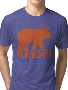 Beer ? Tri-blend T-Shirt