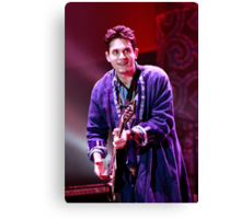 John Mayer - musician first and foremost Canvas Print