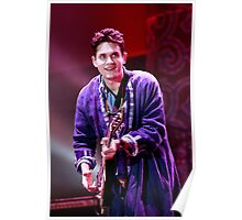 John Mayer - musician first and foremost Poster