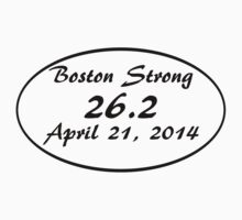 Boston Strong April 21st, 2014 by loki1982