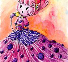 Bubblegum Tea Time by misselizadoodle