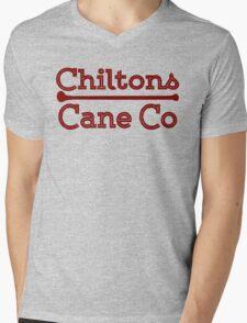 Chiltons Cane Co Mens V-Neck T-Shirt