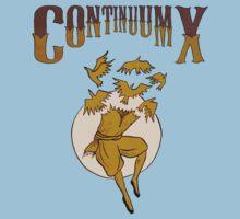 Continuum X - Bird Boy by Continuum Conventions