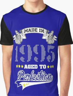 made in 1995-aged to perfection Graphic T-Shirt