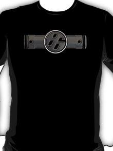 FR-S Pistons GT 86 Gray T-Shirt