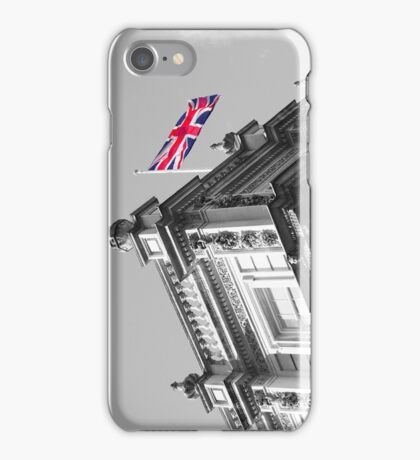Downing Street Flag iPhone Case/Skin