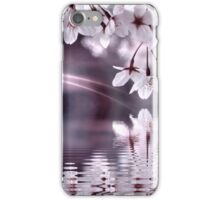 Cherry blossom beauty iPhone Case/Skin