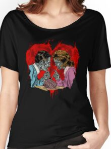 Zombie Romance Women's Relaxed Fit T-Shirt