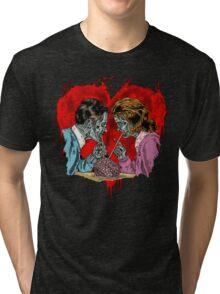 Zombie Romance Tri-blend T-Shirt