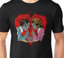 Zombie Romance Unisex T-Shirt