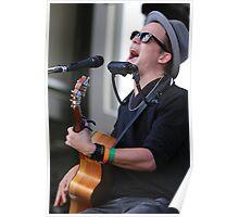 Shaun Kirk - Deni Blues & Roots Festival 2014 Poster