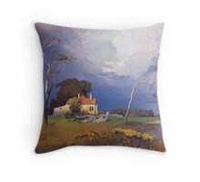 Ash Island Throw Pillow