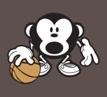 Basketball Monkey Kids Clothes