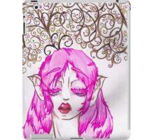Elf thoughts iPad Case/Skin