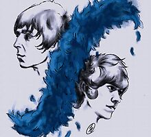 The Last Shadow Puppets by VieWoodman