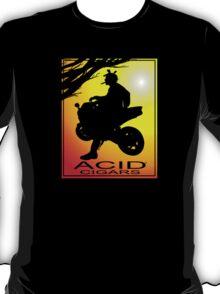 Acid Cigars Logo T-Shirt