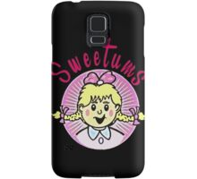 """Sweetums Candy Company - """"If you can't beat em....Sweetums!"""" Samsung Galaxy Case/Skin"""