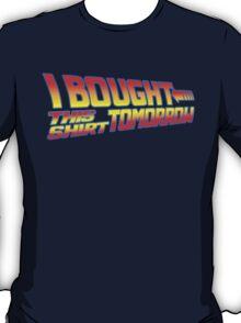 FUTURE SHIRT (Navy Blue Edition)  T-Shirt