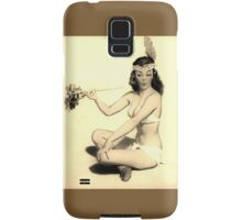 Smokin Squaw Samsung Galaxy Case/Skin