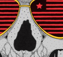 GONZO Skull Sticker