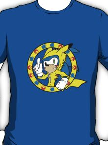 Pika-Sonic-Chu! T-Shirt