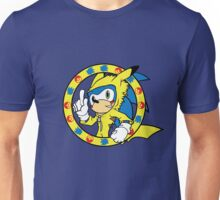 Pika-Sonic-Chu! Unisex T-Shirt