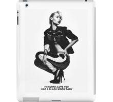 Iggy Azalea - Black Widow iPad Case/Skin