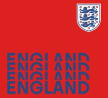 England 2014 by refreshdesign