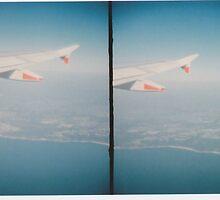 Stereo Flight by strangerandfict