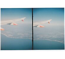 Stereo Flight Photographic Print