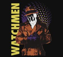 Watchmen Rorschach by Jean Marie Fuentes