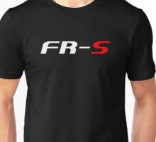 FR-S Fonts Classic White Unisex T-Shirt