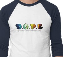 D.O.P.E. Dreaming Of Perfection Everyday Men's Baseball ¾ T-Shirt