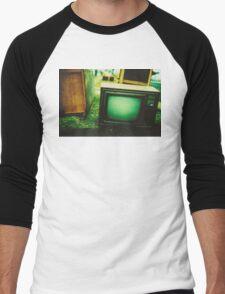 Video killed the radio star Men's Baseball ¾ T-Shirt