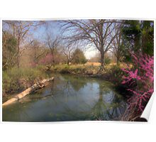 Countryside Creek Poster