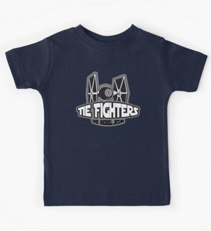 Tie Fighters Kids Tee