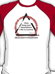 illumiNOTme T-Shirt Design T-Shirt