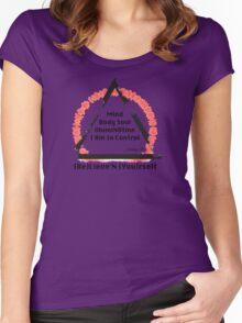 illumiNOTme T-Shirt Design Women's Fitted Scoop T-Shirt