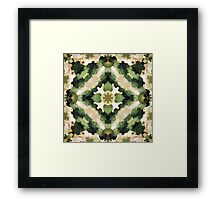 Enticement Square Five Framed Print